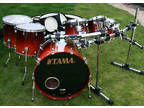 Custom Tama Starclassic MAPLE 6pc - inc RACK + CASES