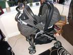 Mamas & Papas Pliko Pramette Famiglia With Car Seat SIP
