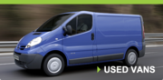 Find Best Used Vans for Sale in UK @ Retail motors